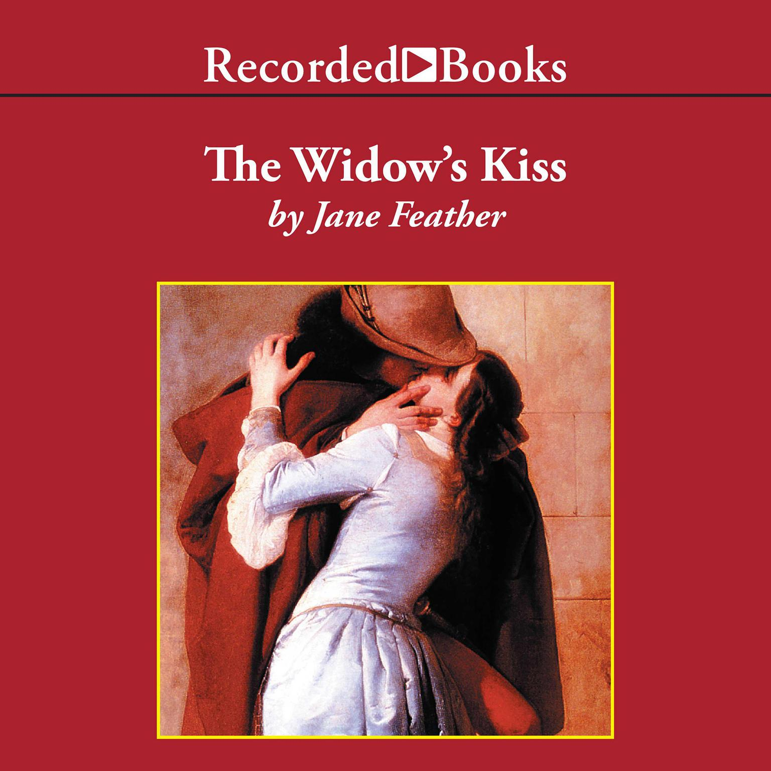Printable The Widow's Kiss Audiobook Cover Art