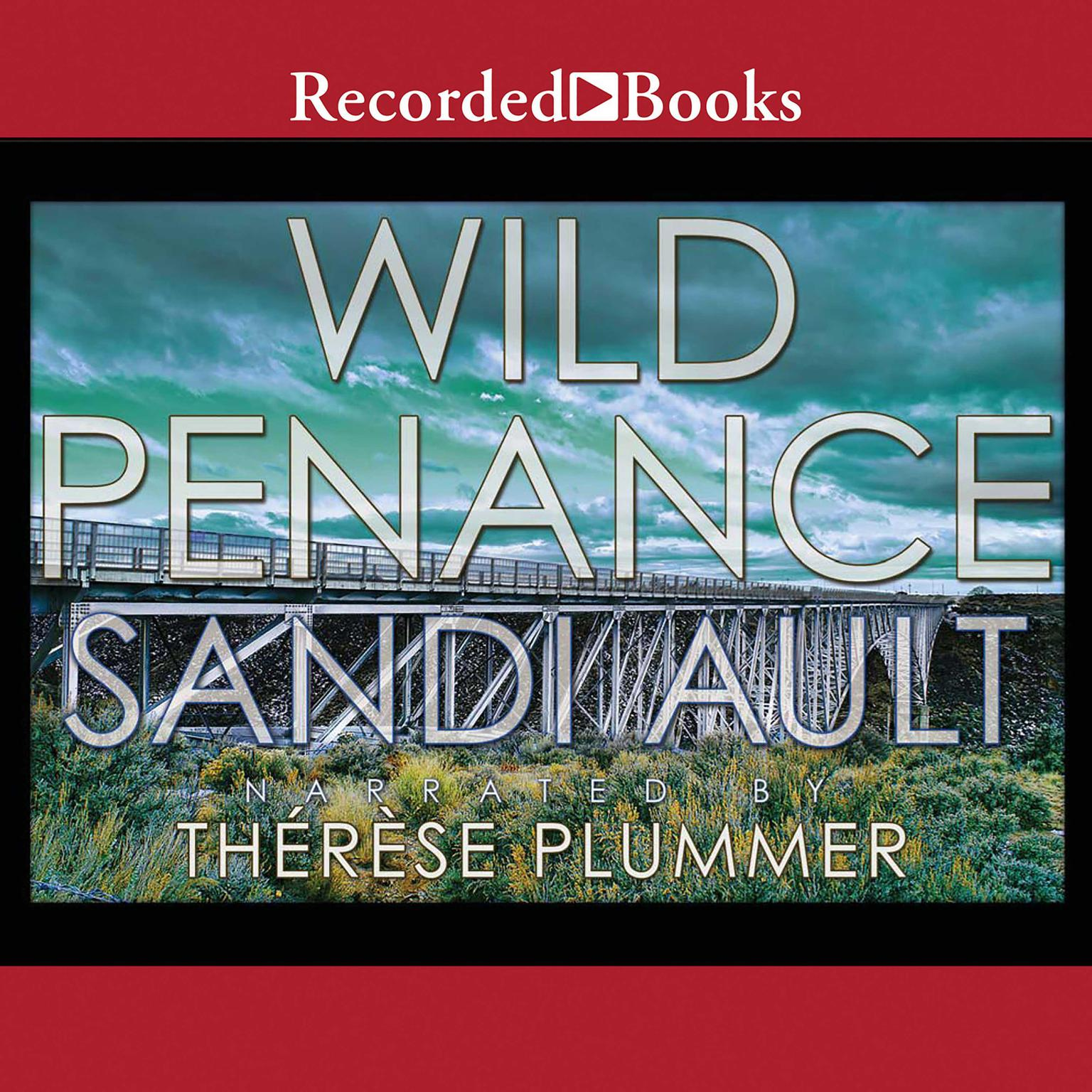 Printable Wild Penance Audiobook Cover Art