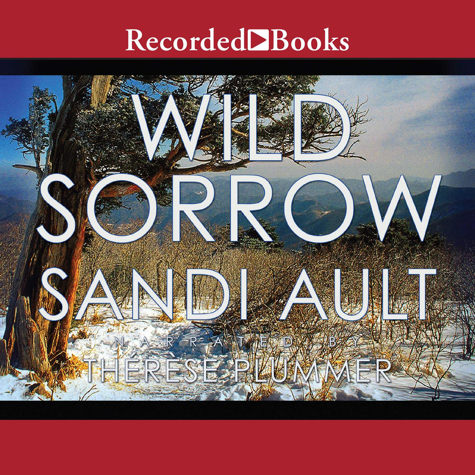Printable Wild Sorrow Audiobook Cover Art