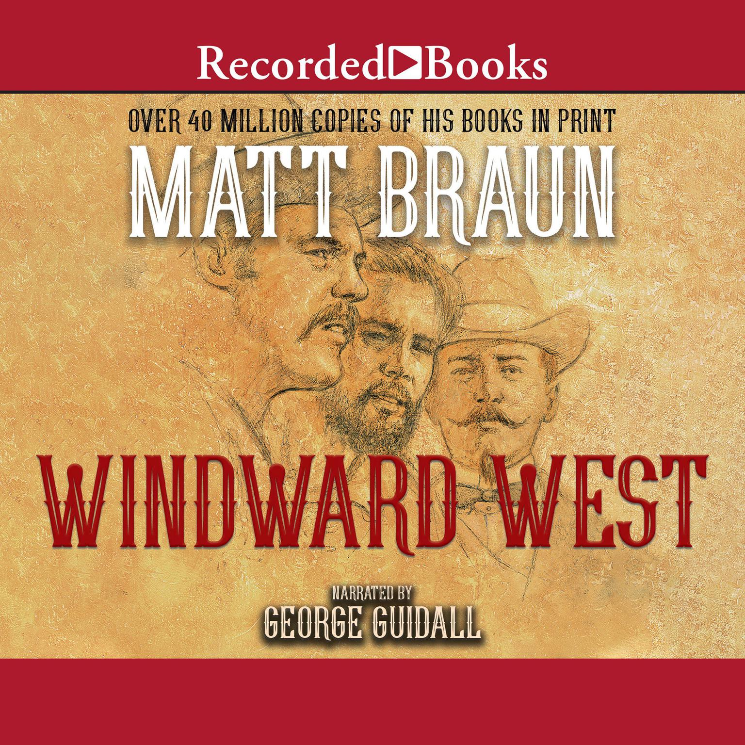 Printable Windward West Audiobook Cover Art