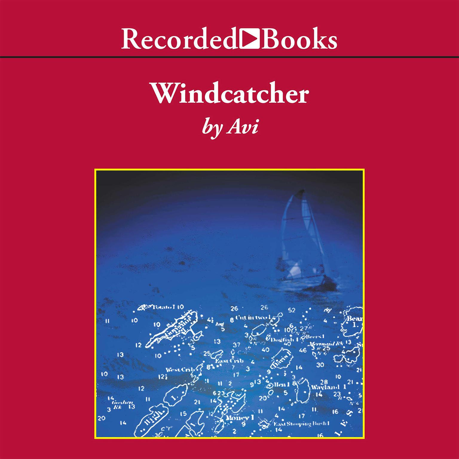 Printable Windcatcher Audiobook Cover Art