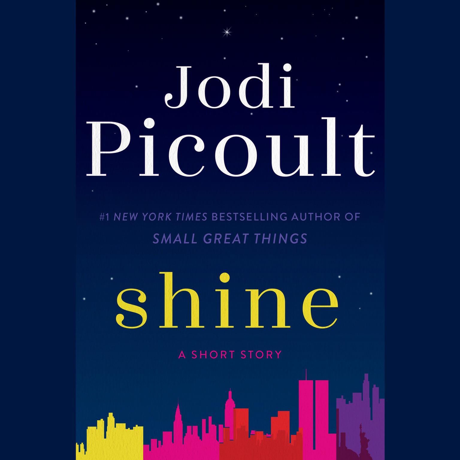 Printable Shine (Short Story): A Short Story Audiobook Cover Art