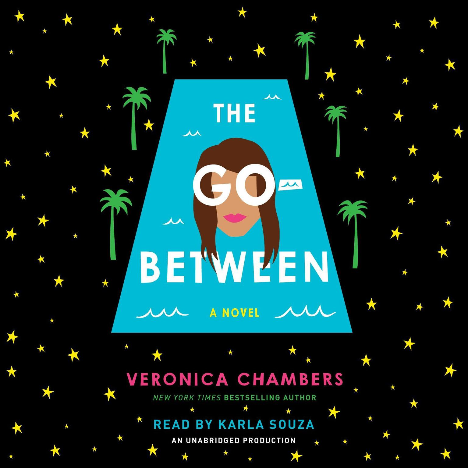 Printable The Go-Between Audiobook Cover Art