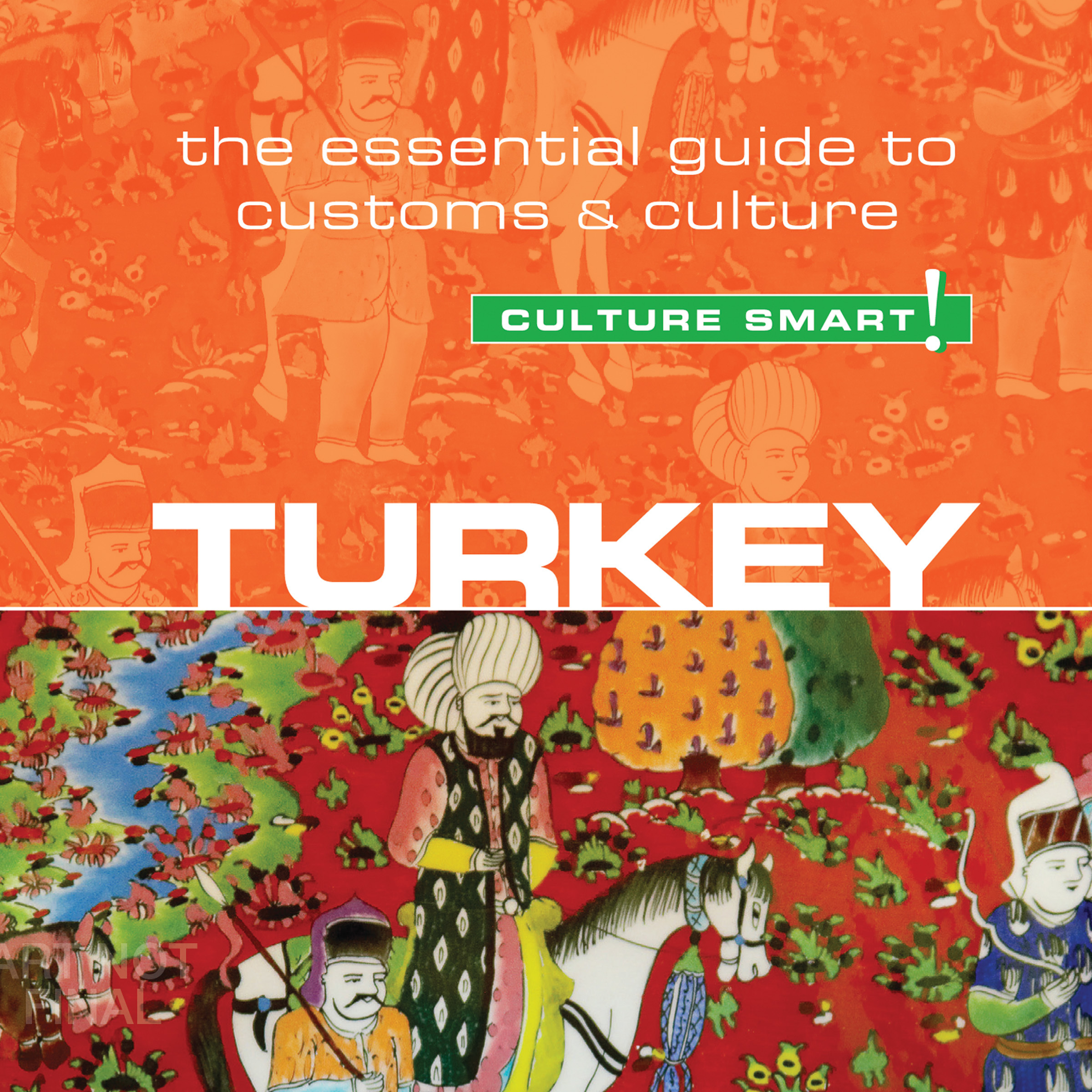 Printable Turkey - Culture Smart!: The Essential Guide to Customs and Culture Audiobook Cover Art