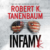 Infamy Audiobook, by Robert K. Tanenbaum