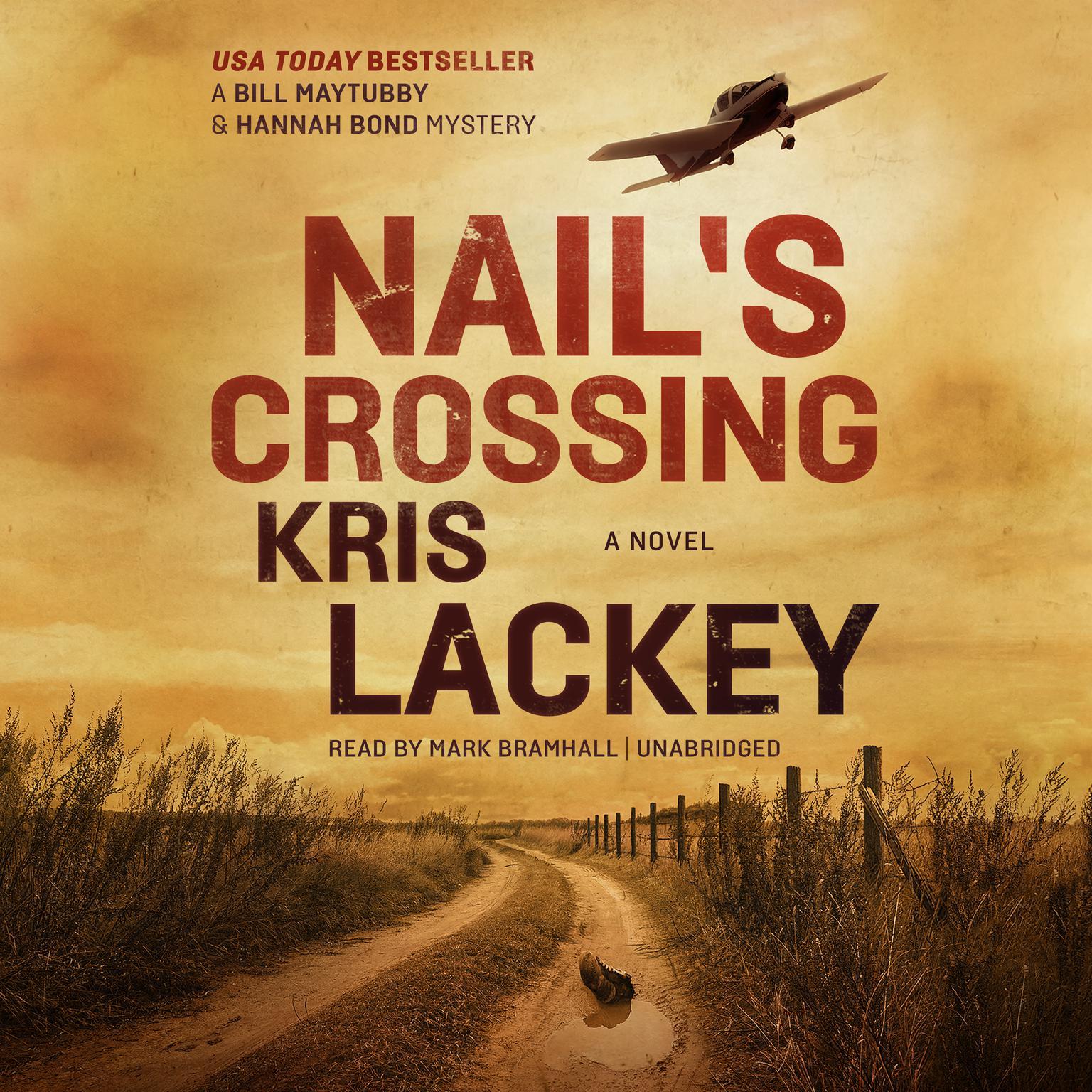 Printable Nail's Crossing: A Novel Audiobook Cover Art