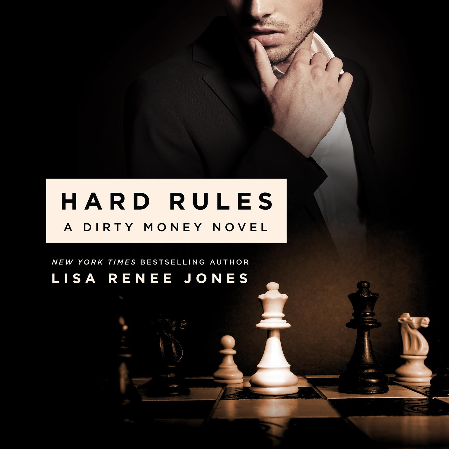 Printable Hard Rules: A Dirty Money Novel Audiobook Cover Art