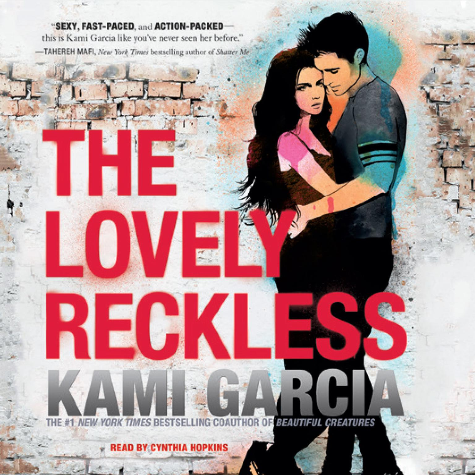Printable The Lovely Reckless Audiobook Cover Art