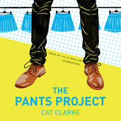 The Pants Project Audiobook, by Cat Clarke