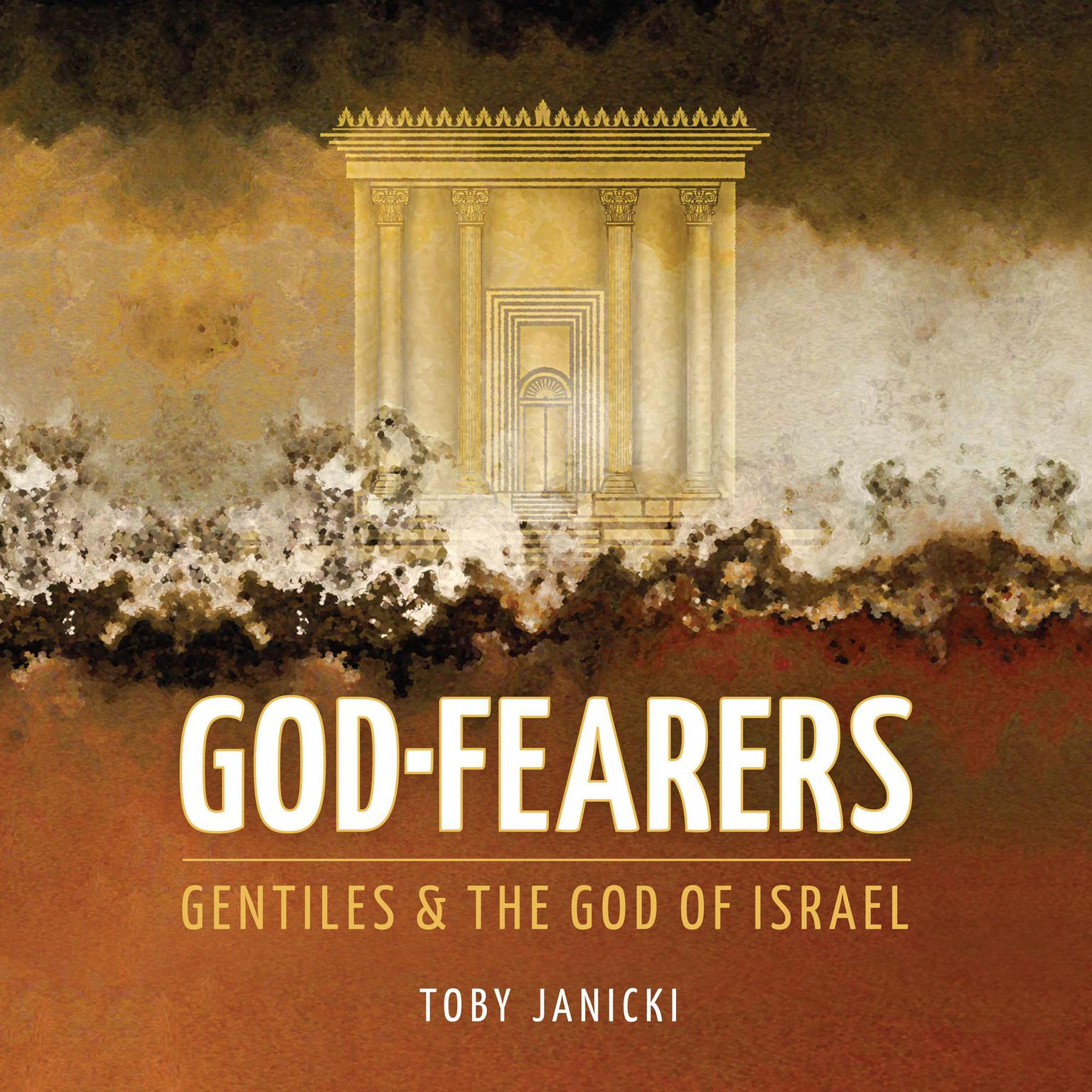 Printable God Fearers: Gentiles & the God of Israel Audiobook Cover Art