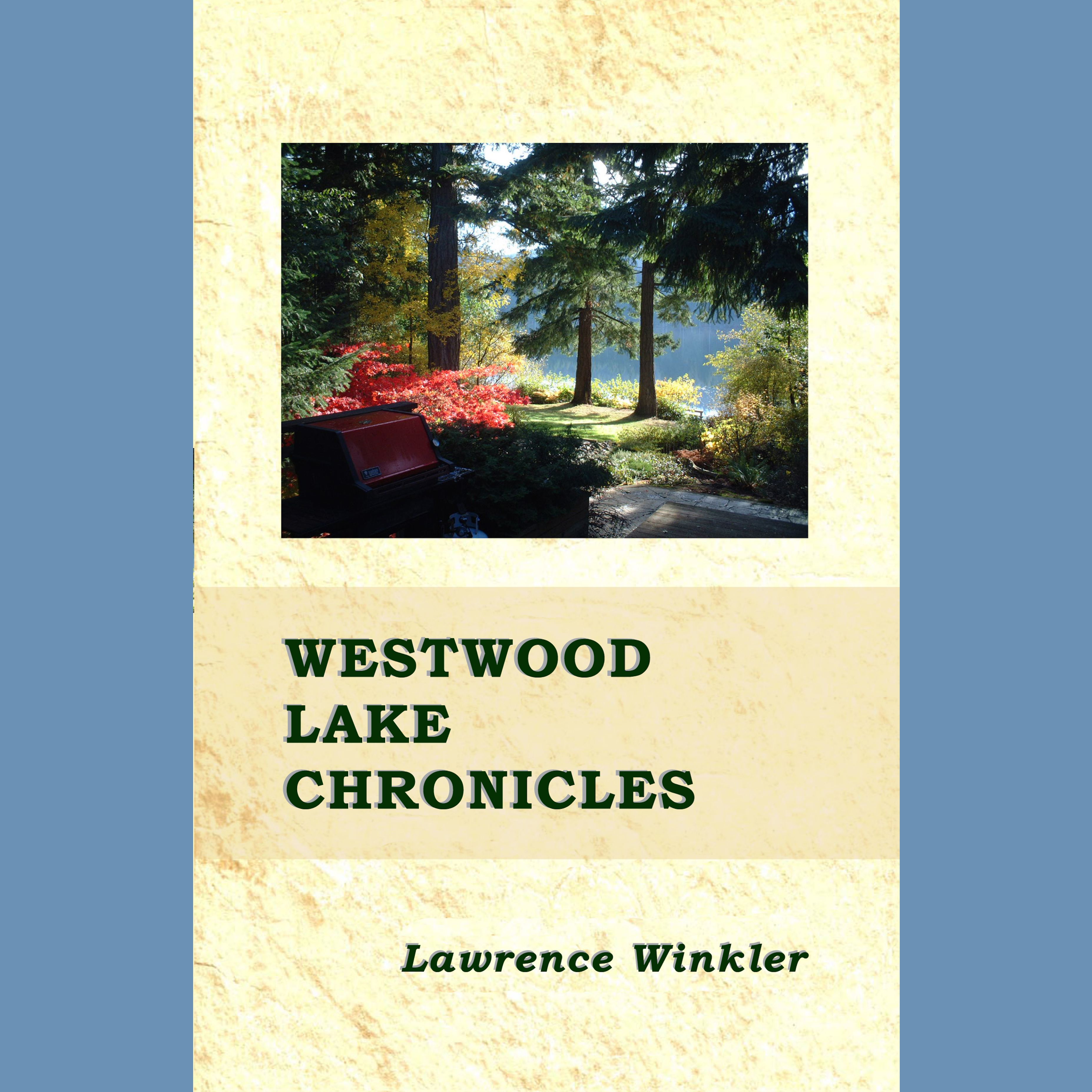 Printable Westwood Lake Chronicles Audiobook Cover Art