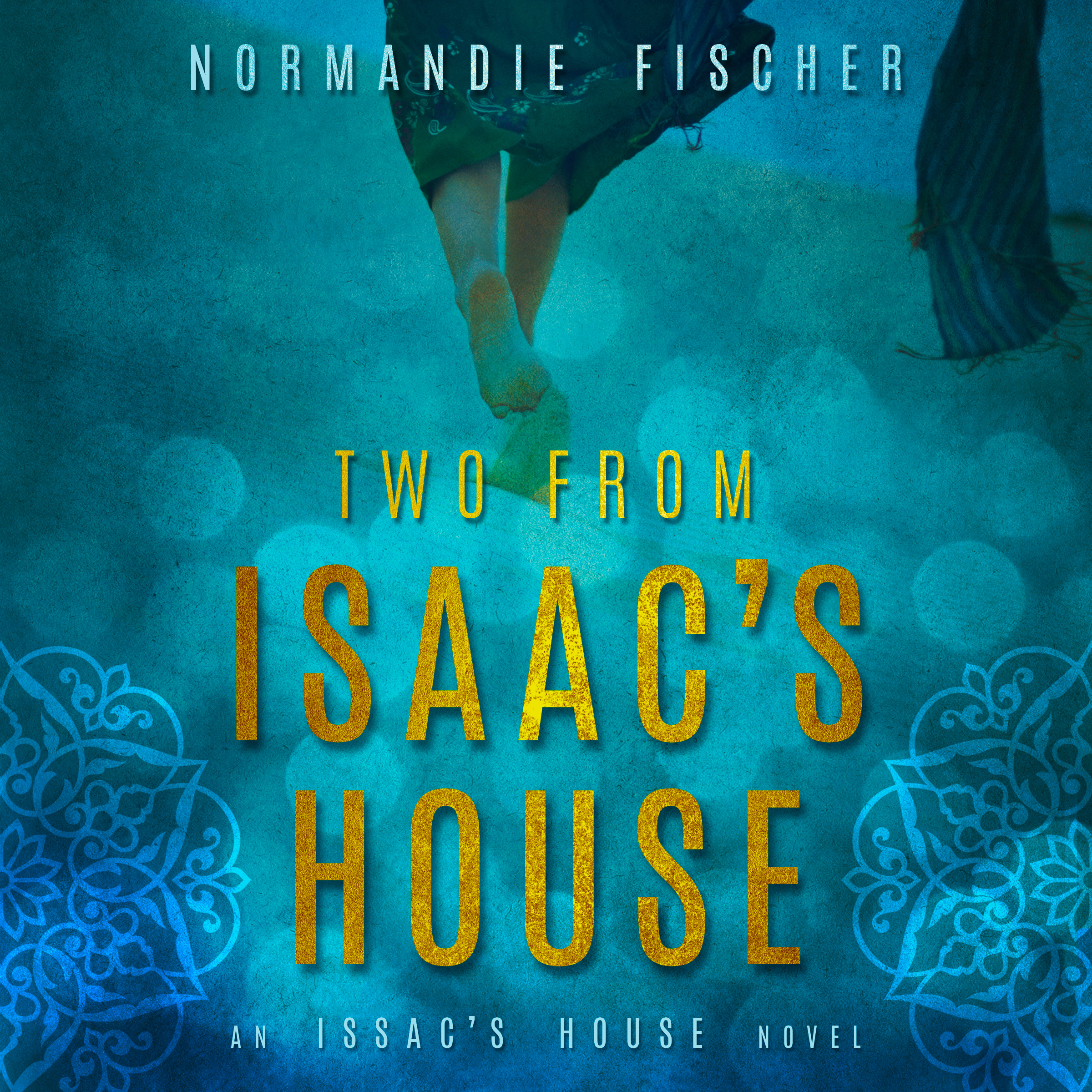 Printable Two from Isaac's House:  A Story of Promises Audiobook Cover Art