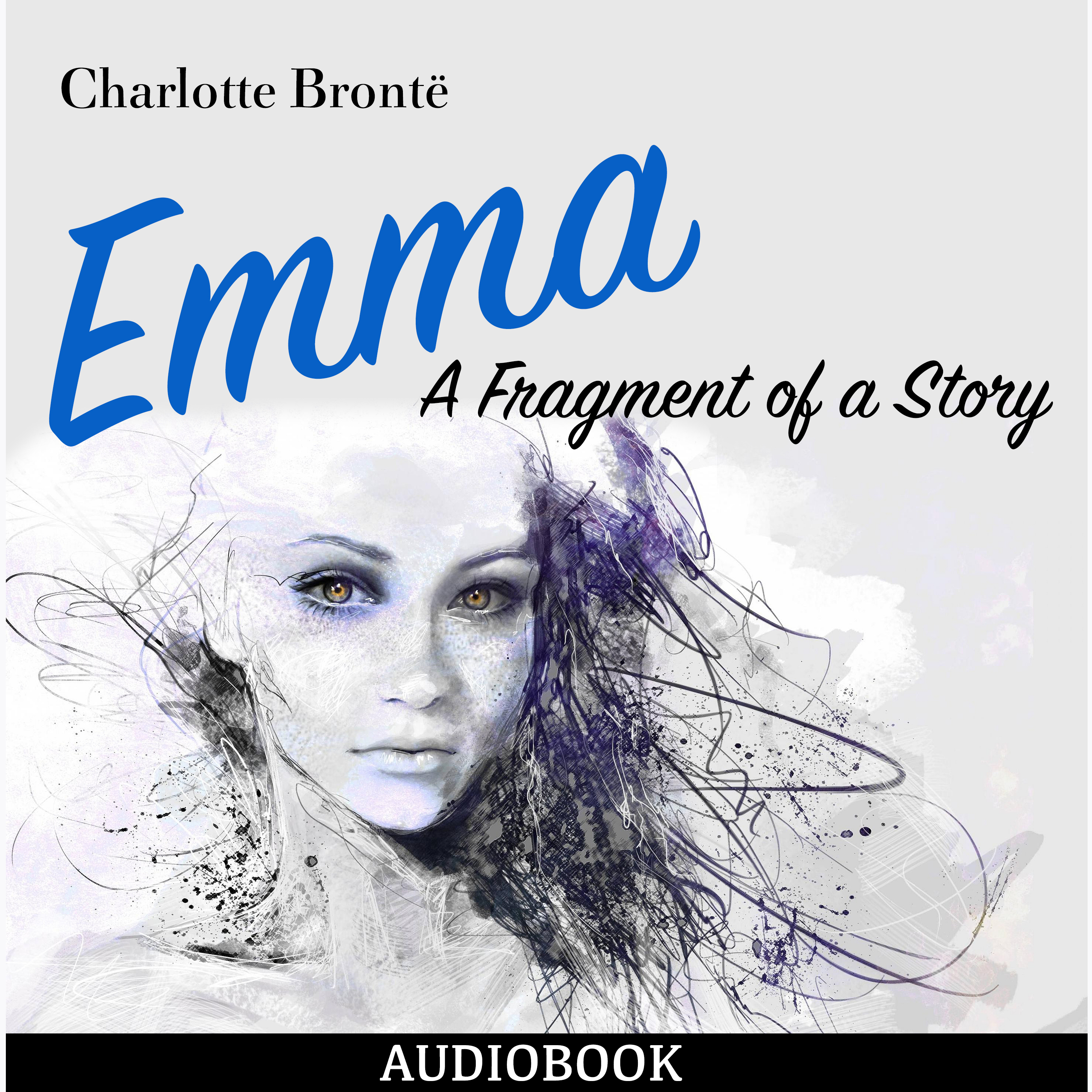 Printable Emma: A Fragment of a Story Audiobook Cover Art