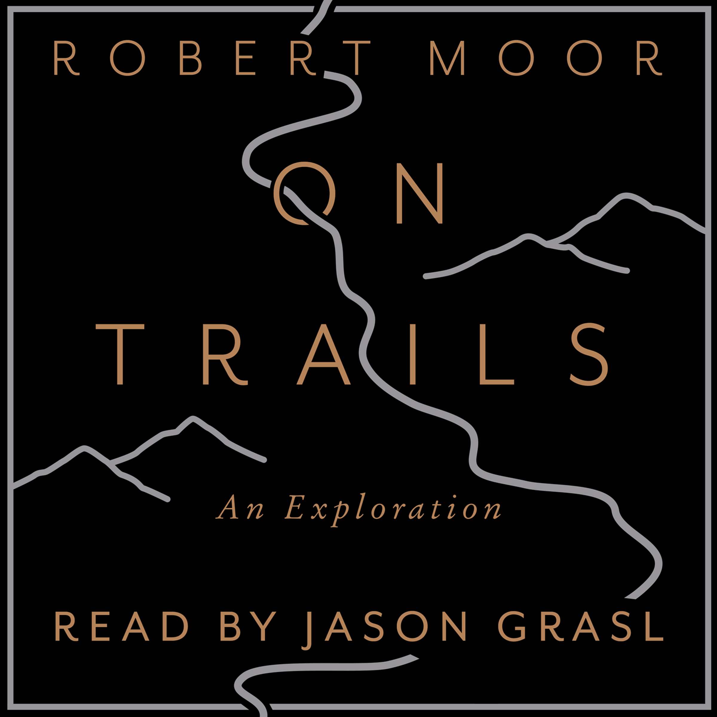 Printable On Trails: An Exploration:  An Exploration Audiobook Cover Art