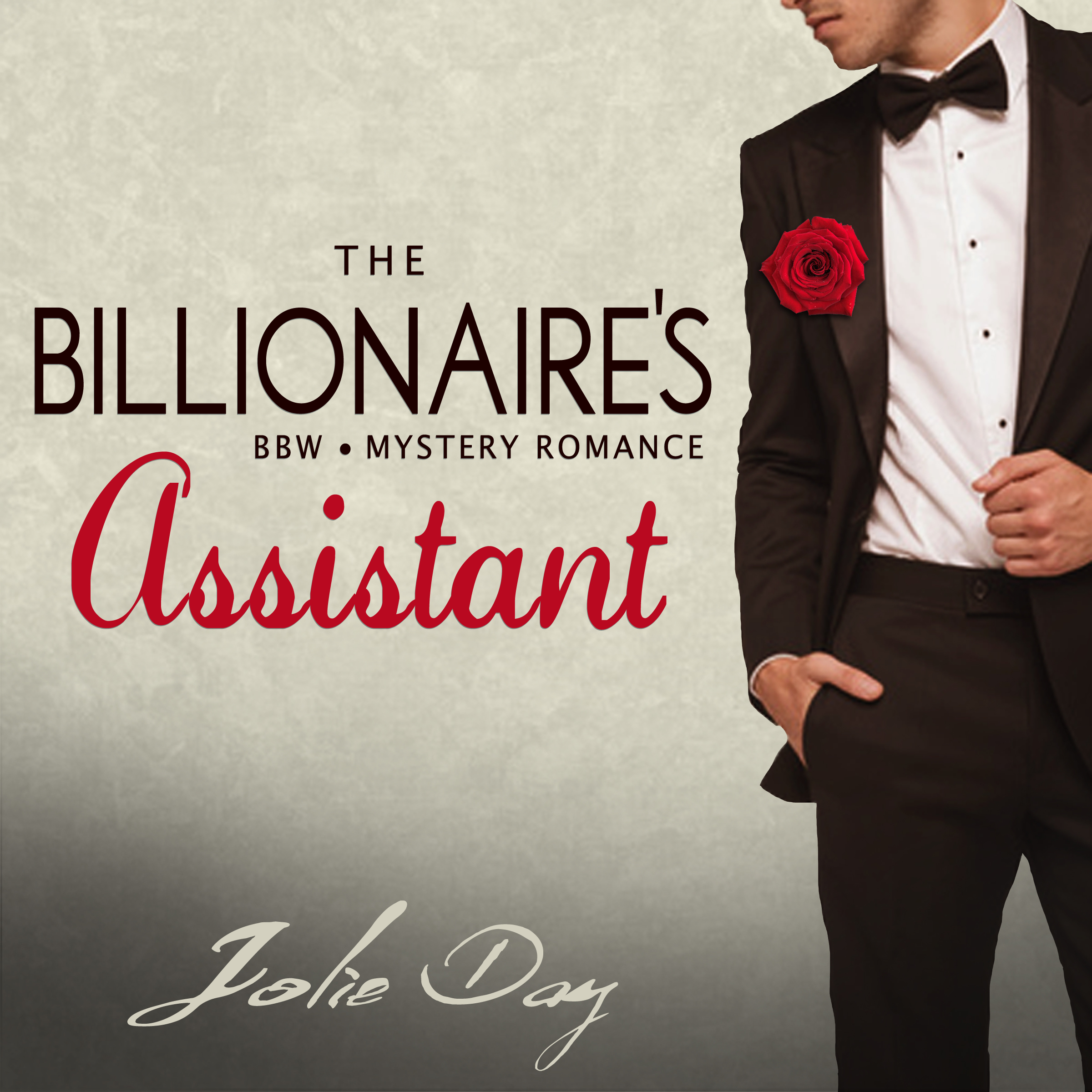 Printable The Billionaire's Assistant Audiobook Cover Art