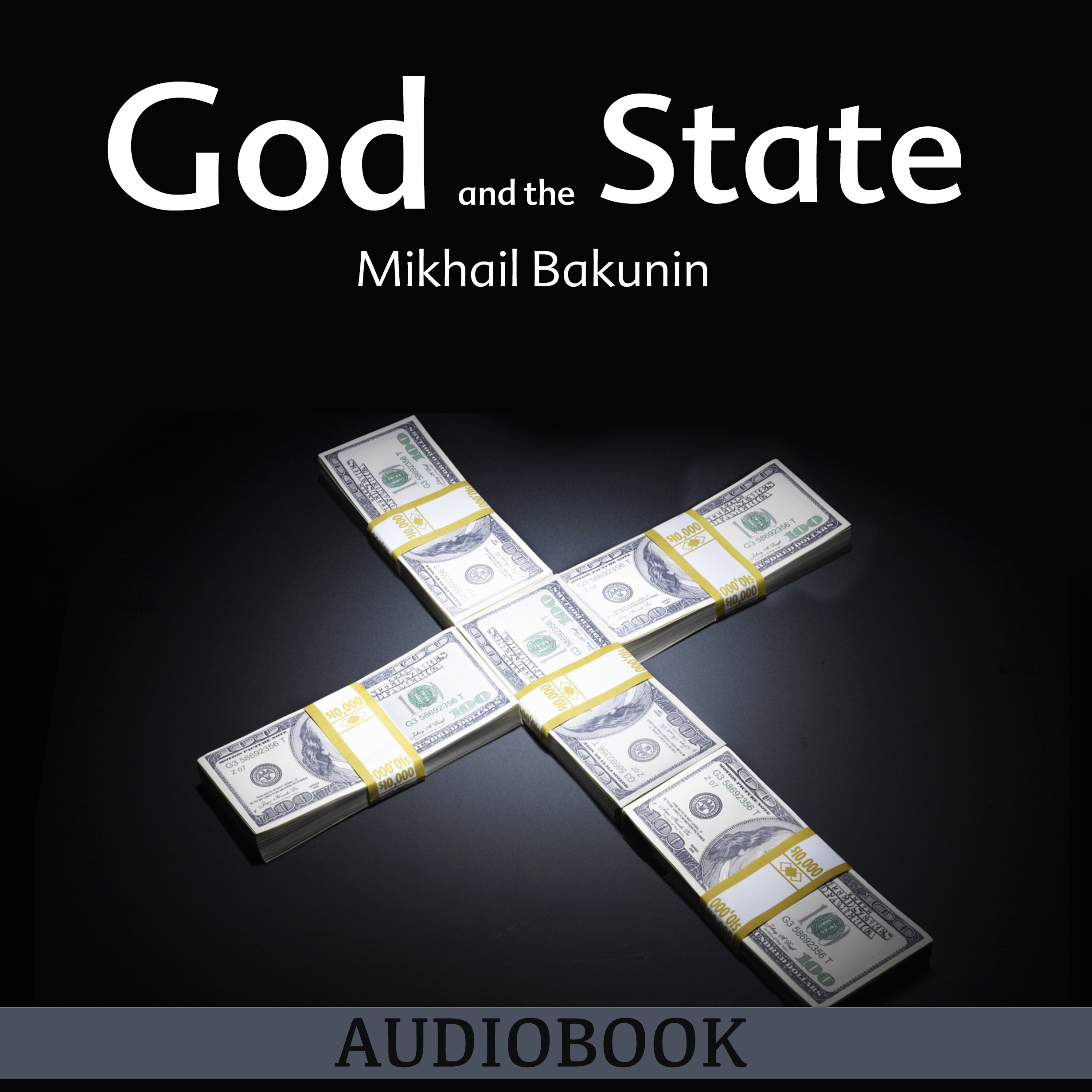 Printable God and the State Audiobook Cover Art