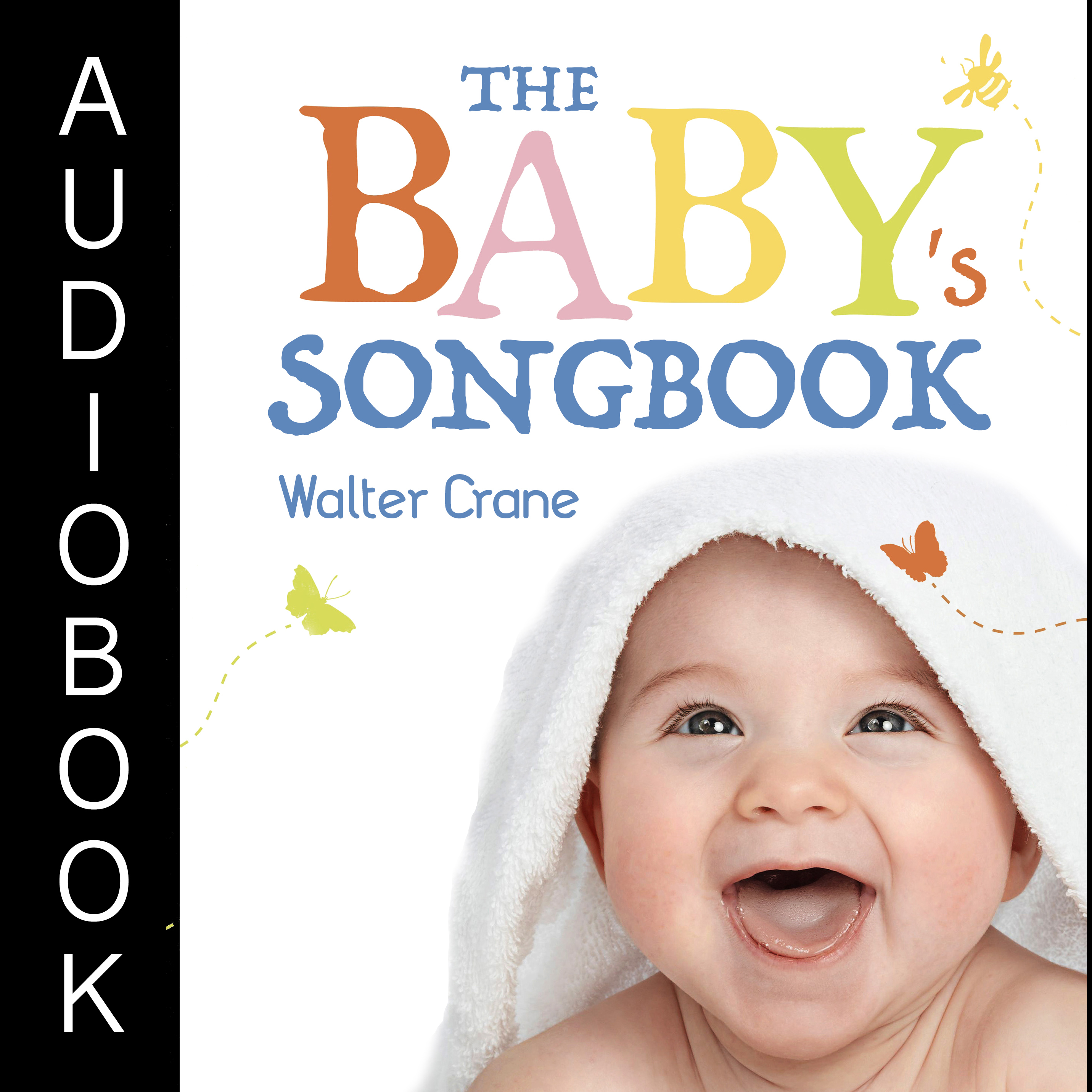 Printable The Baby's Songbook Audiobook Cover Art