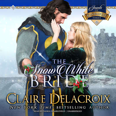 The Snow White Bride Audiobook, by Claire  Delacroix