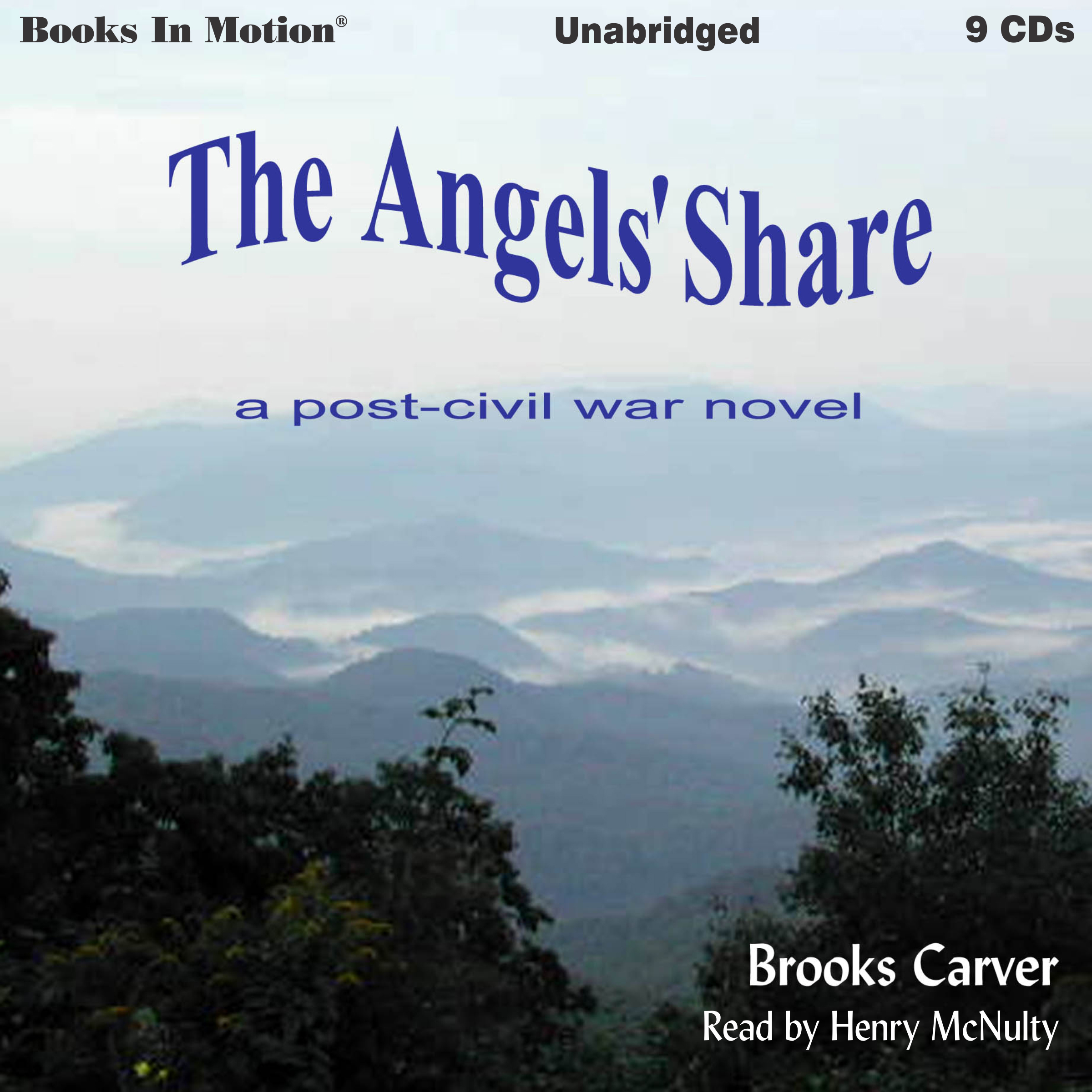 Printable The Angels' Share Audiobook Cover Art