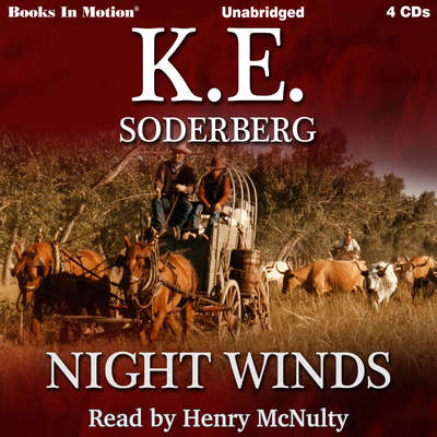 Night Winds Audiobook, by K. E. Soderberg