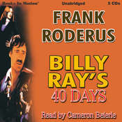 Billy Ray's Forty Days Audiobook, by Frank Roderus