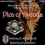 Plea of Avanda Audiobook, by Anthony G. Wedgeworth