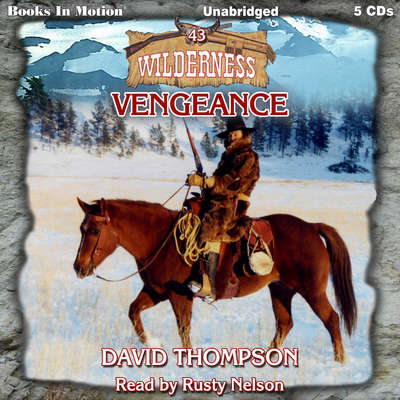 Vengeance Audiobook, by David Thompson