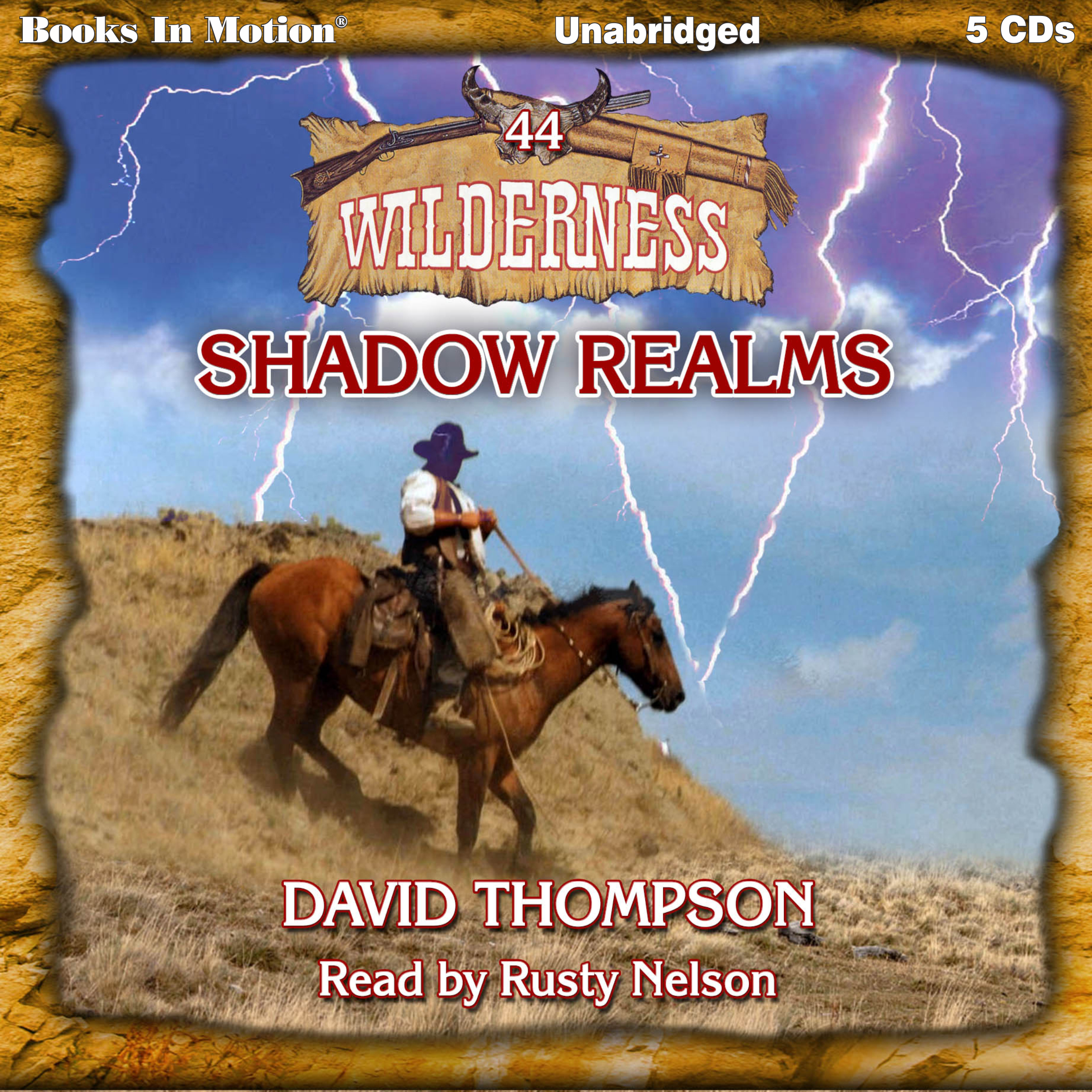 Printable Shadow Realms Audiobook Cover Art