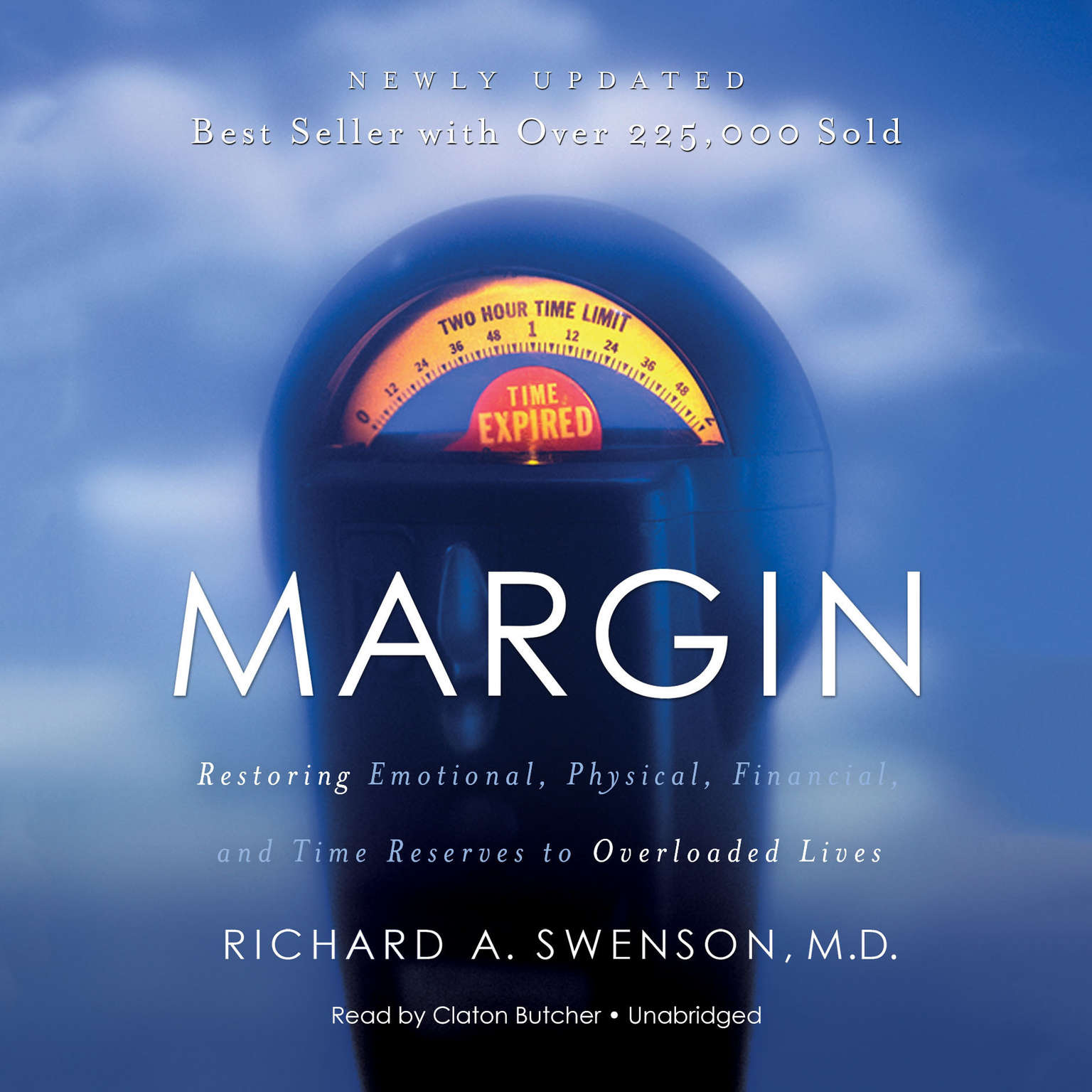 Printable Margin: Restoring Emotional, Physical, Financial, and Time Reserves to Overloaded Lives Audiobook Cover Art