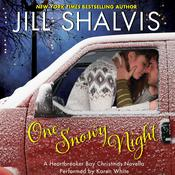 One Snowy Night: A Heartbreaker Bay Christmas Novella Audiobook, by Jill Shalvis
