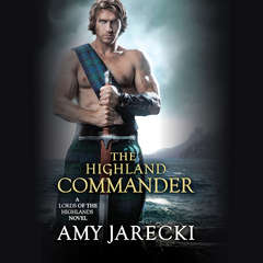 The Highland Commander Audiobook, by Amy Jarecki