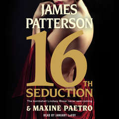 16th Seduction Audiobook, by James Patterson, Maxine Paetro
