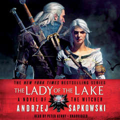 The Lady of the Lake Audiobook, by Andrzej Sapkowski