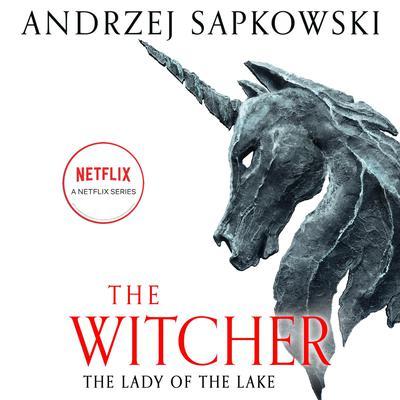 The Lady of the Lake Audiobook, by Andrzej Sapkowski