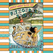 Knock About with the Fitzgerald-Trouts Audiobook, by Esta Spalding