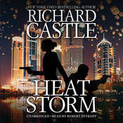 Heat Storm Audiobook, by Richard Castle