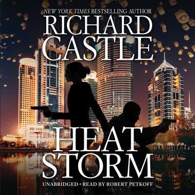 Heat Storm Audiobook, by