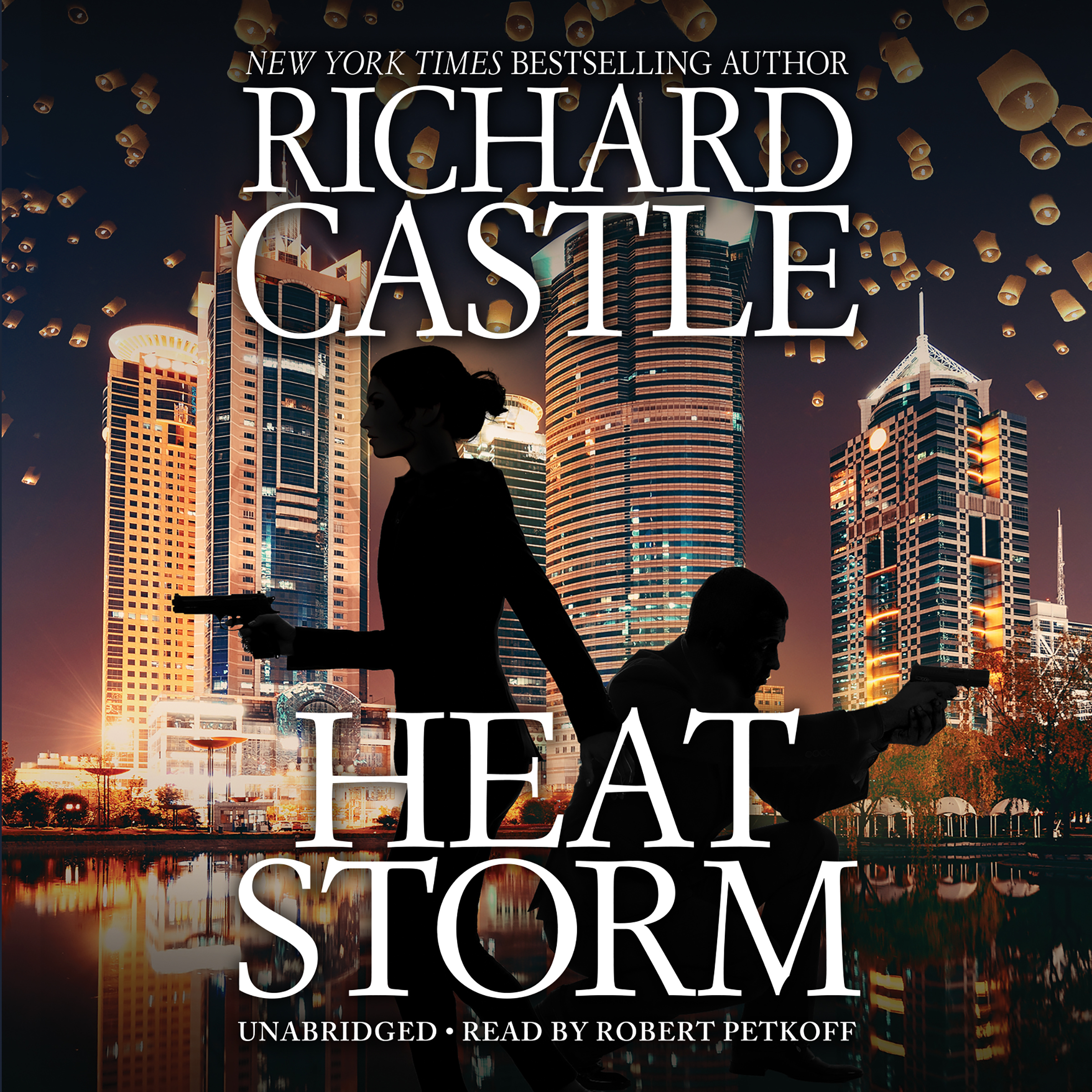 Extended Audio Sample Heat Storm Audiobook By Richard Castle