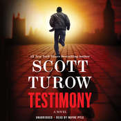 Testimony Audiobook, by Scott Turow