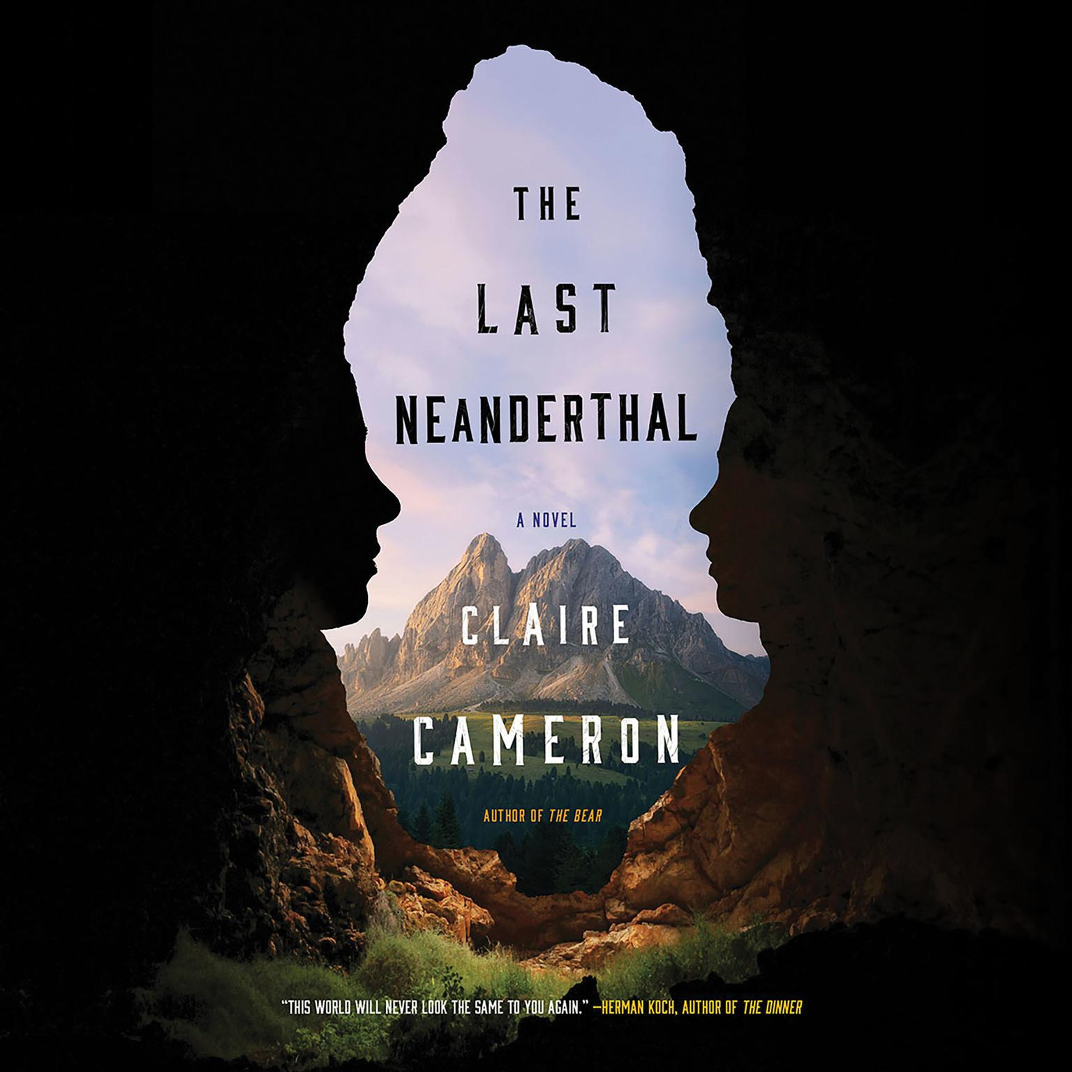Printable The Last Neanderthal: A Novel Audiobook Cover Art