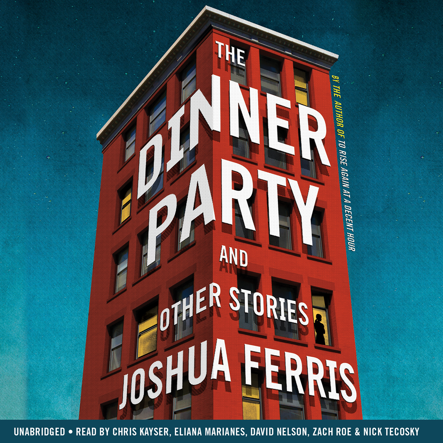Printable The Dinner Party: Stories Audiobook Cover Art