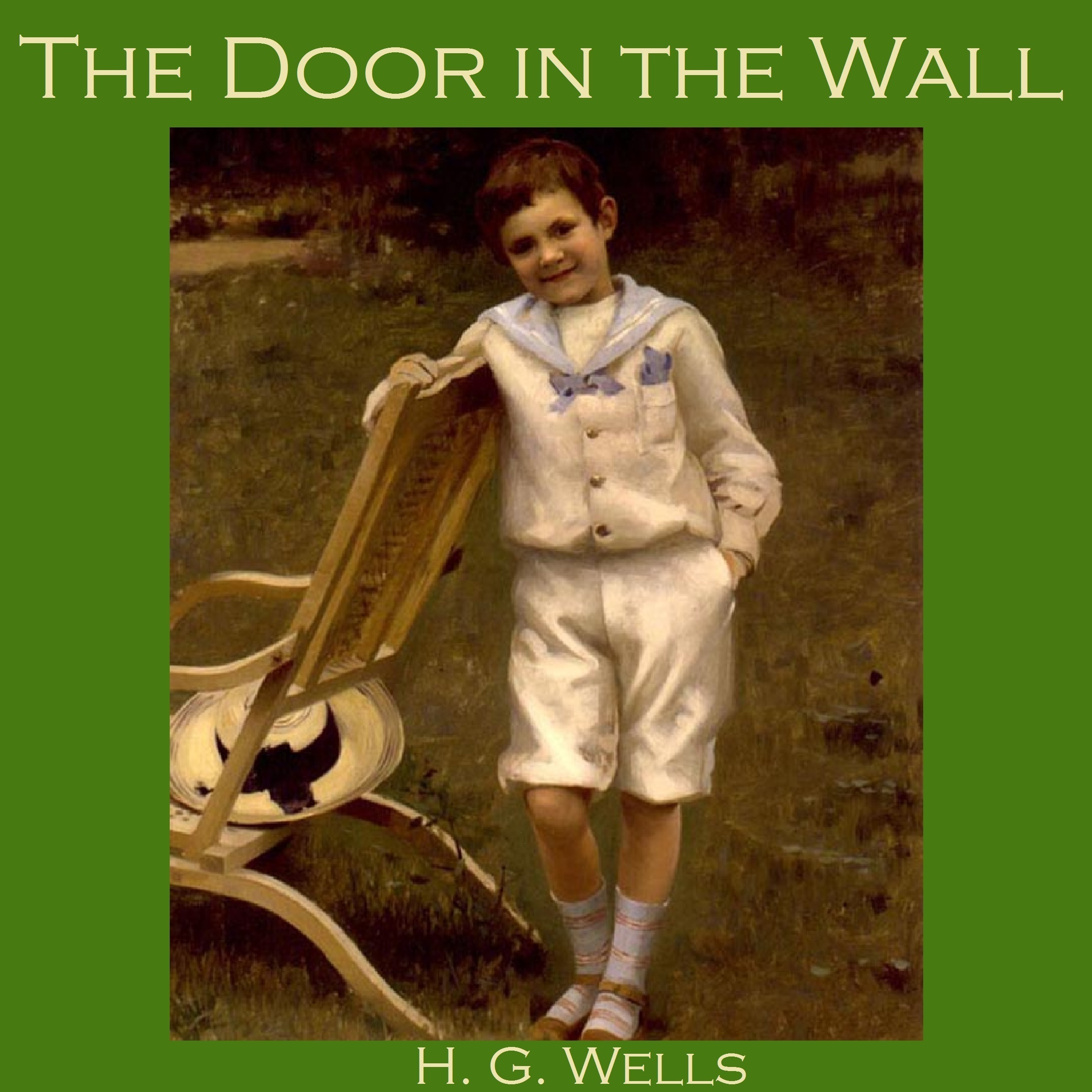 Printable The Door in the Wall Audiobook Cover Art