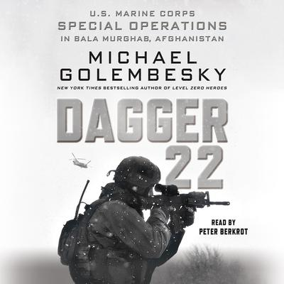 Dagger 22: U.S. Marine Corps Special Operations in Bala Murghab, Afghanistan Audiobook, by