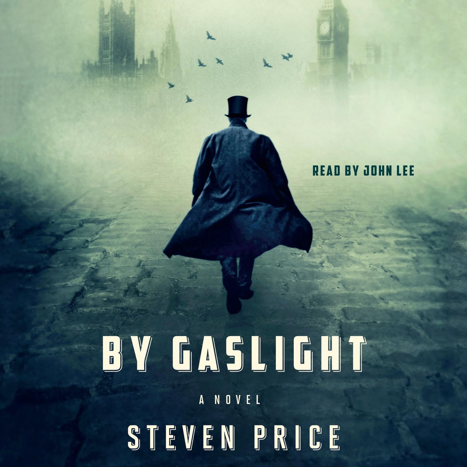 Printable By Gaslight: A Novel Audiobook Cover Art