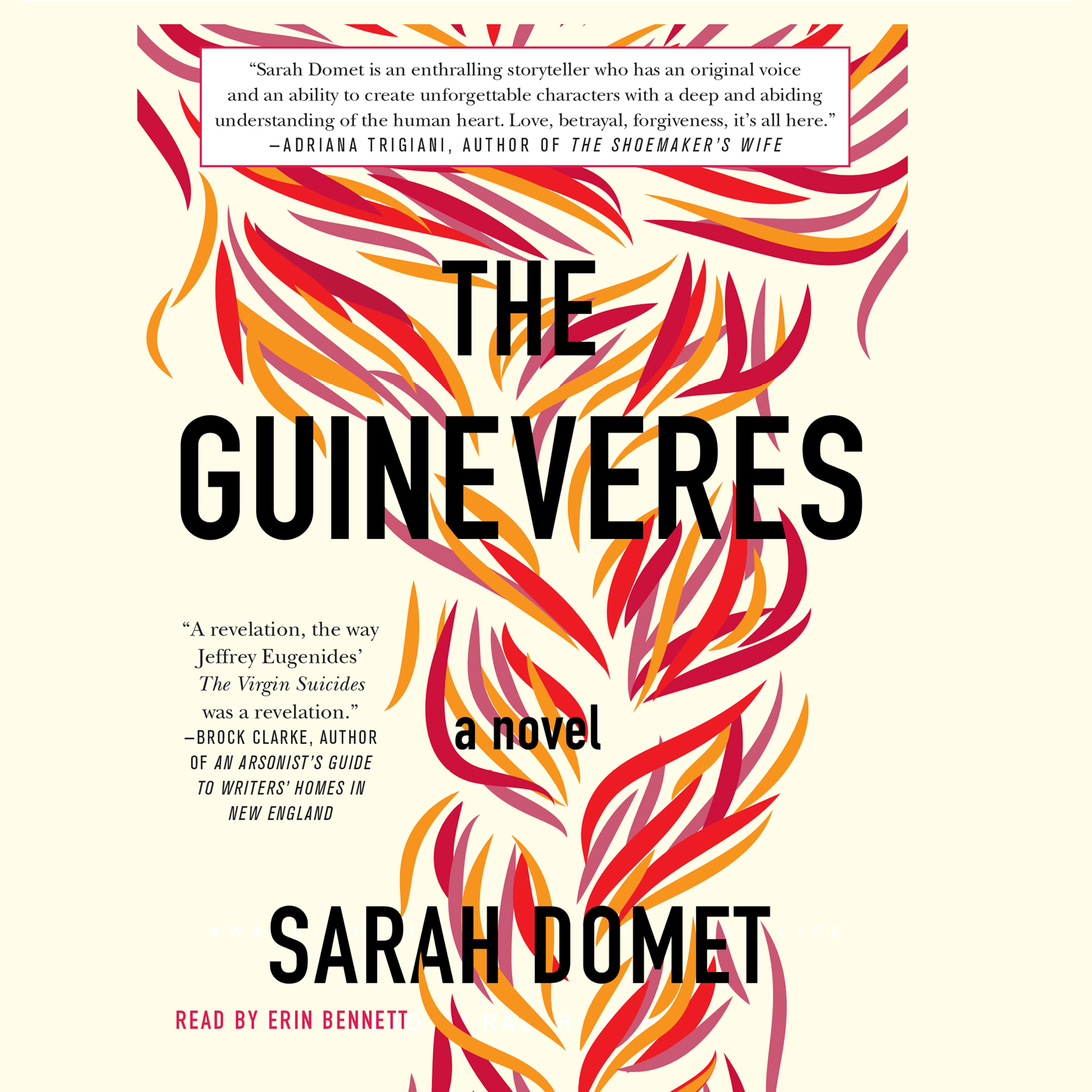 Printable The Guineveres: A Novel Audiobook Cover Art