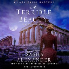 A Terrible Beauty: A Lady Emily Mystery Audiobook, by