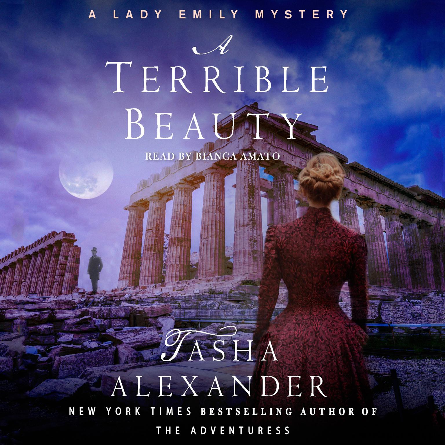 Printable A Terrible Beauty: A Lady Emily Mystery Audiobook Cover Art