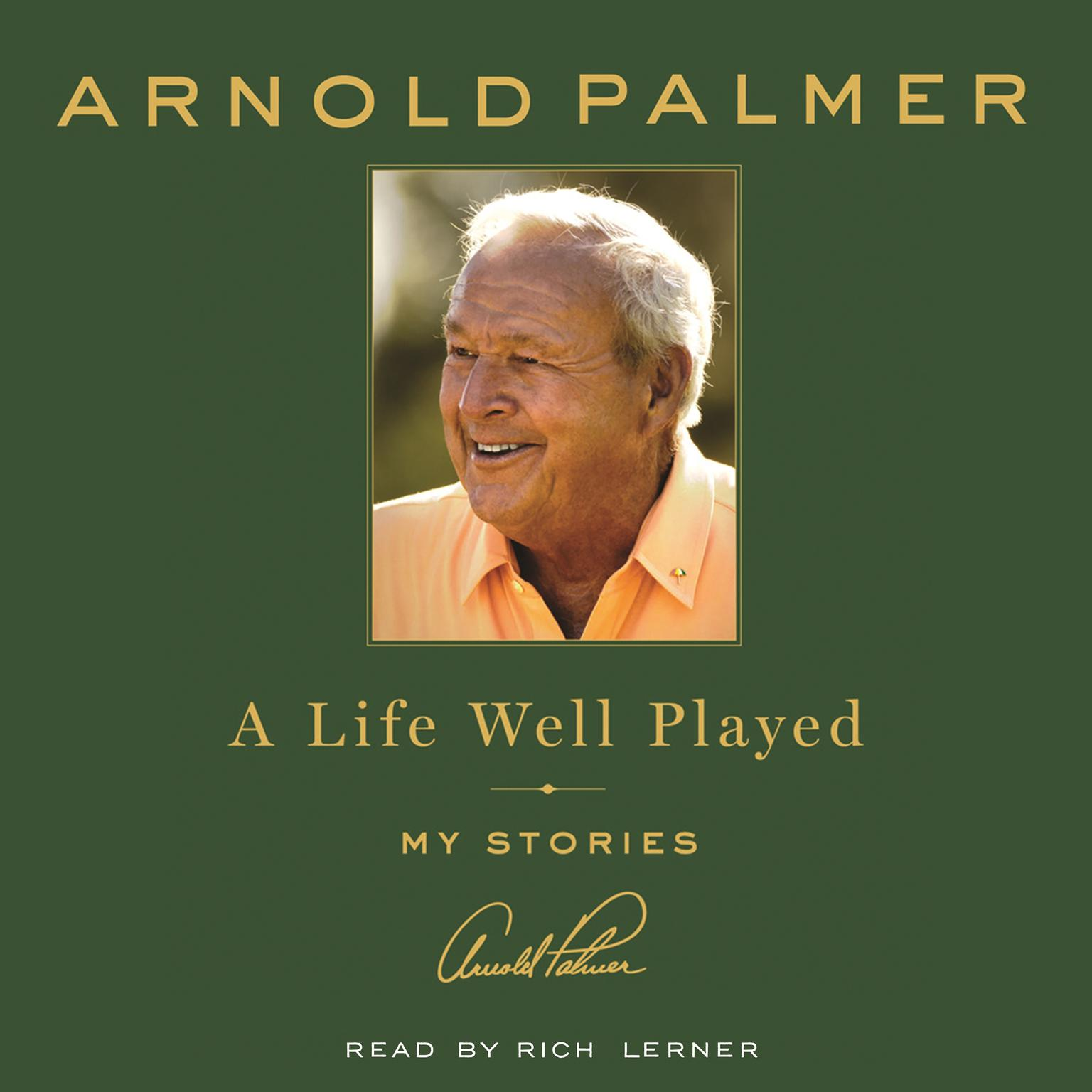 Printable A Life Well Played: My Stories Audiobook Cover Art