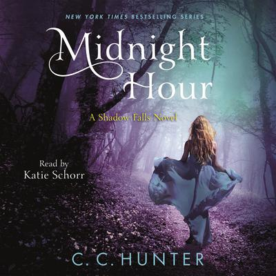 Midnight Hour: A Shadow Falls Novel Audiobook, by C. C. Hunter