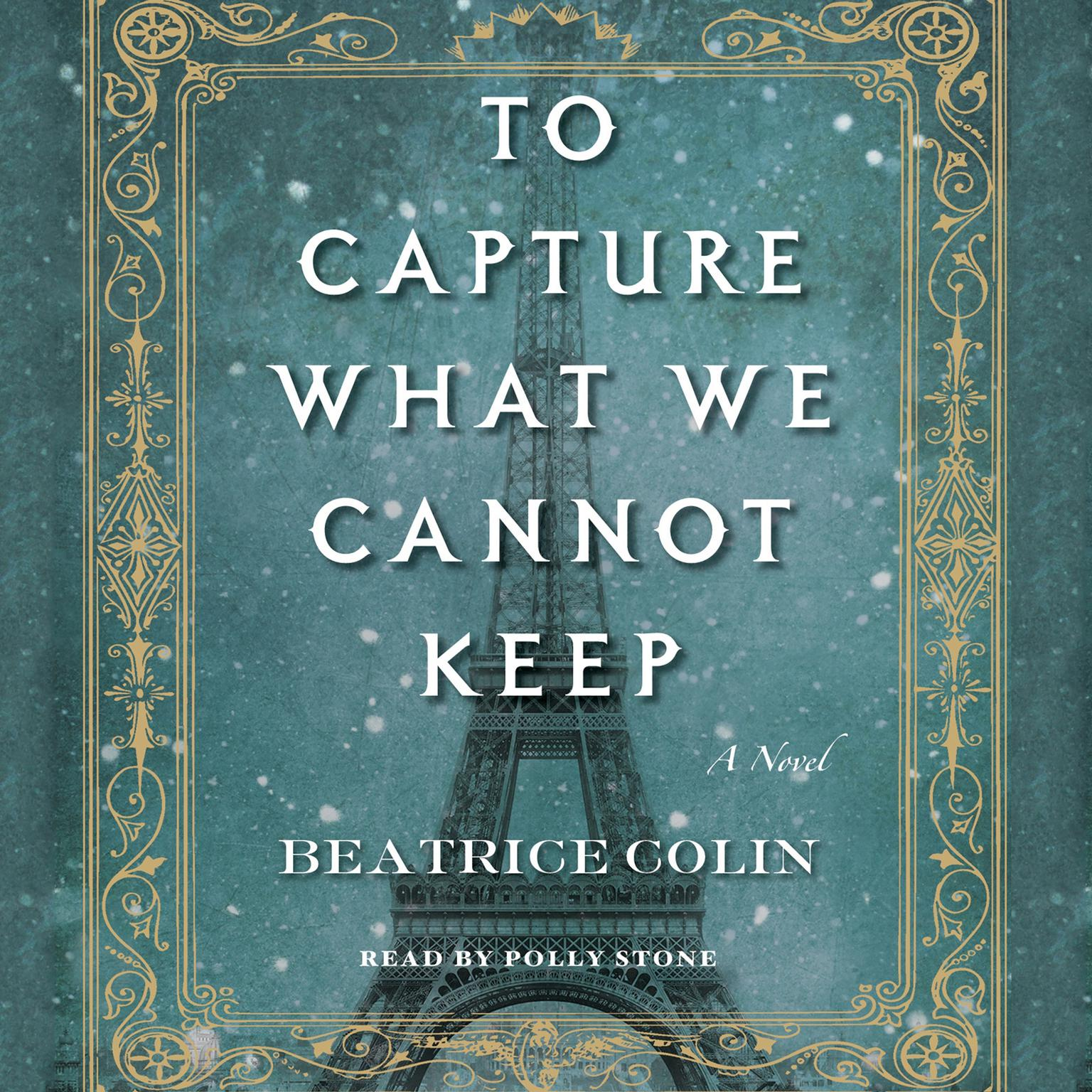 Printable To Capture What We Cannot Keep: A Novel Audiobook Cover Art